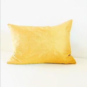 Anthropologie Spiral Pillow
